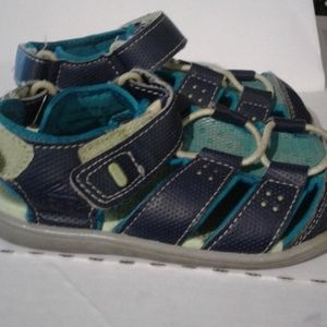 See Kai Runners Sandals Toddler Size 8